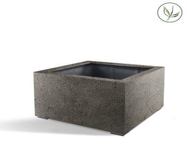 Paris Low Cube 60 - Naturlig (60x60x40)